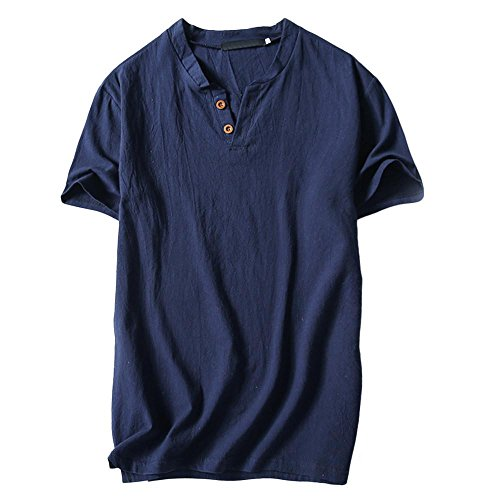 Promozione!,Styledresser Maglietta Uomo T Shirt Uomo Maglietta da Uomo Maniche Corte Maglietta...