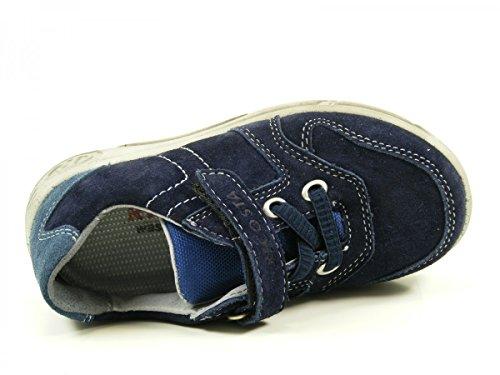 Ricosta - Dennis, Scarpe da ginnastica Bambino Blau