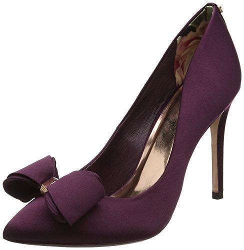 Ted Baker Azeline, Sandali a Punta Chiusa Donna, Purple (Purple), 38 EU