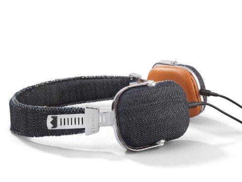 Kopfhörer Frends Light Denim Leather - Mp3 Snowboard