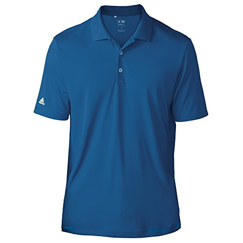 Adidas Teamwear - Polo a Manica Corta - Uomo Blu