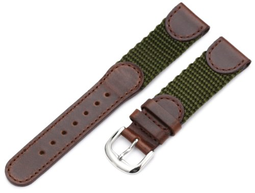 hadley-roma-mens-msm866rab190-19-mm-brown-and-olive-swiss-army-style-nylon-and-leather-watch-strap
