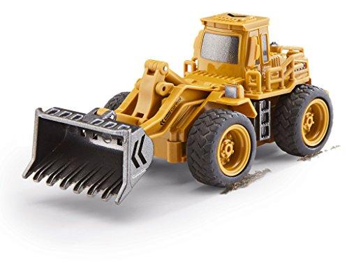 RC Auto kaufen Baufahrzeug Bild 3: Revell Control 23494 RC Baufahrzeug Radlader, 27MHz, Akku ferngesteuertes Auto, gelb-orange, 12,5 cm*