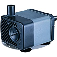 BPS (R) Bomba Sumergible para Pecera o Acuario, Submersible Pump Fish Tank 2.5