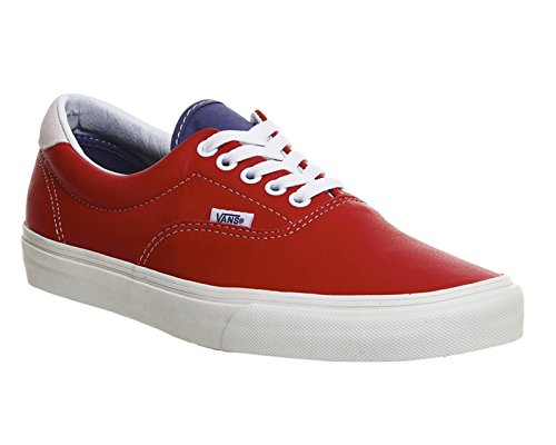 Vans Unisex-Erwachsene Era 59 Low-Top (vintage sport) racing re