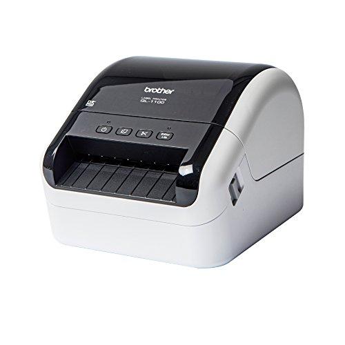 Brother QL1100ZG1 Etikettendrucker 300x300dpi USB