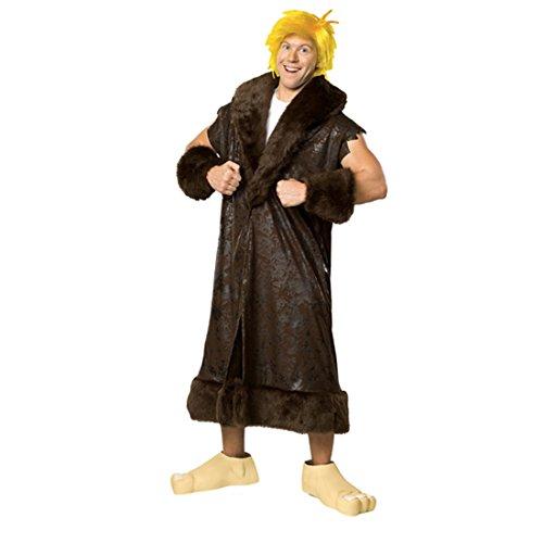 Flintstones Kostüm Barney Geröllheimer Herrenkostüm Fasching Karneval Outfit Verkleidung M/L 48/52