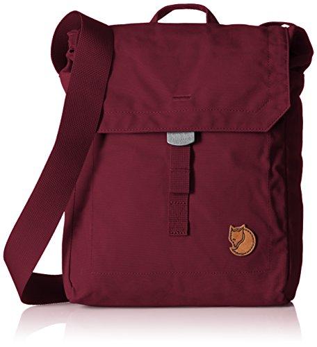 Fjllrven Tasche Foldsack No. 3, Dark Garnet, 30 x 25 x 7 cm, 6 Liter, F24225-356
