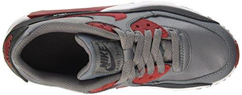 Nike - 833412-007, Scarpe sportive Bambino Multicolore (Cool Grey/Gym Red/Anthracite/White)