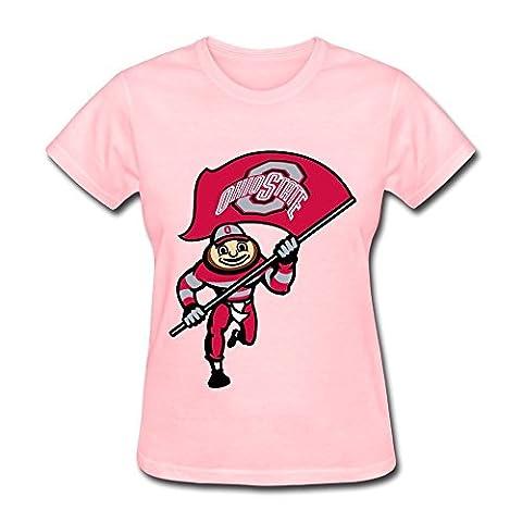 Nana-Custom Tees - T-Shirt - Femme - Noir - X-Small