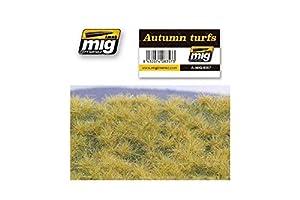 AMMO MIG-8357 - Alfombrillas de césped para otoño