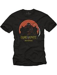 Alchemist Brotherhood T-Shirt - Edward & Alphonse