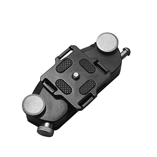 Digital-gürtel (FlYHIGH Kamera Taille Spinne Gürtel Button Mount Clip 1/4