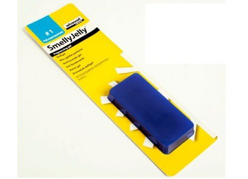 Fan-coil Unit (Smelly Proof Jelly (BLAU)- Fragrancing Gel für Lüftungs Lüfter und Coil Cassette Unit - Blau Tasche Mountain frisch)