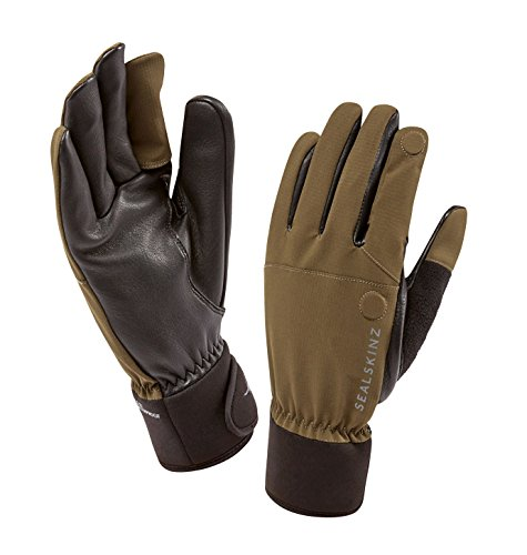 Sealskinz Handschuhe Shooting Gloves, Olive, M