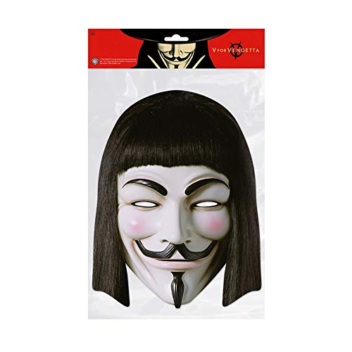 Rubies - 334853  für Vendetta Card Maske , ()