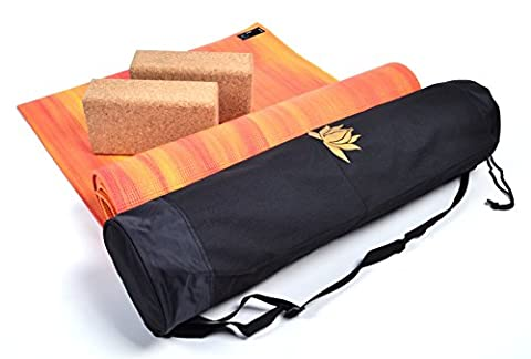 Yoga Studio Eco Lotus Kit - 6mm Mat