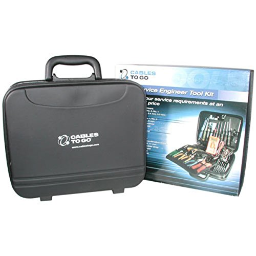 C2G/Cables to Go 27370Field Service Engineer Tool Kit - Infocus Computer-monitore