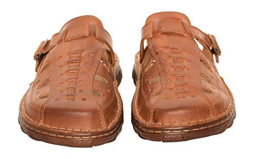 Buffle Hommes En Pour Sandales Cuir Naturel Chaussures De 8ntqna4Ww