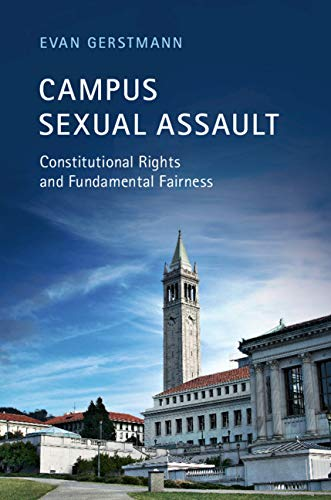 PDF Gratis Campus Sexual Assault: Constitutional Rights and Fundamental Fairness