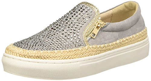 North Star 5192195, Scarpe Low-Top Donna Argento