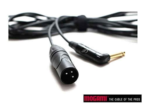 Mogami 15 'ULTRA LIGHT XLR Cavo Microfono da Myers Pickups