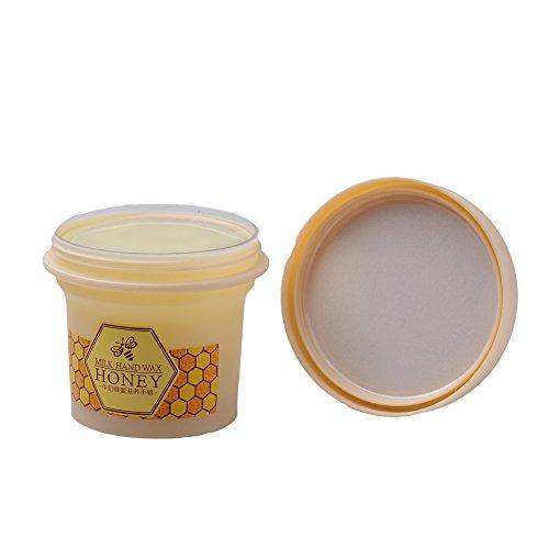 Trendy Traitement Peel-Off Main Masque Crème hydratante pour les mains Milk Honey Wax Mask