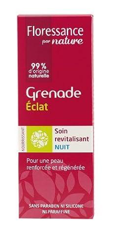 Floressance par Nature Radiance Revitalising Night Cream Organic Pomegranate 50