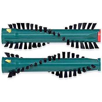 2 Paar Ersatzbürsten passend für Vorwerk Kobold 136 Elektrobürste Kobold EB 360