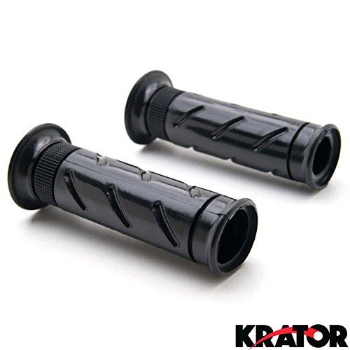 krator-universal-oem-motorcycle-street-bike-black-hand-grips-7-8-motorcycle-handlebar-grips-grip-apr