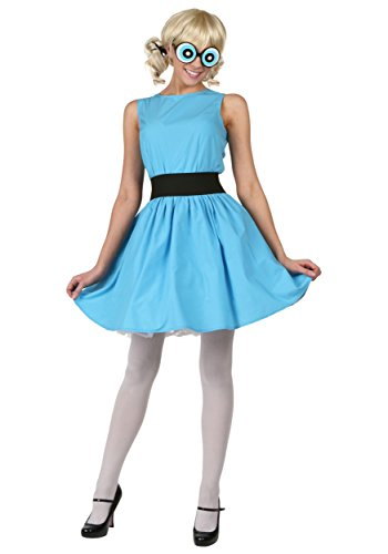 Bubbles Powerpuff Girl Fancy dress costume X-Small (Powerpuff Girls Kostüm)