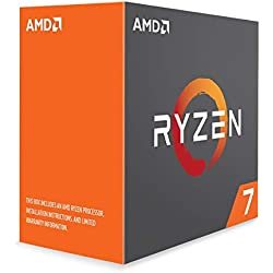 AMD Ryzen 7 1800X - Processore 4,0 GHz - Socket AM4