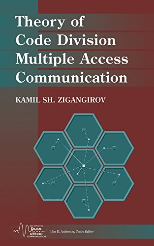 [(Theory of Code Division Multiple Access Communication)] [By (author) Kamil Sh. Zigangirov] published on (May, 2004)