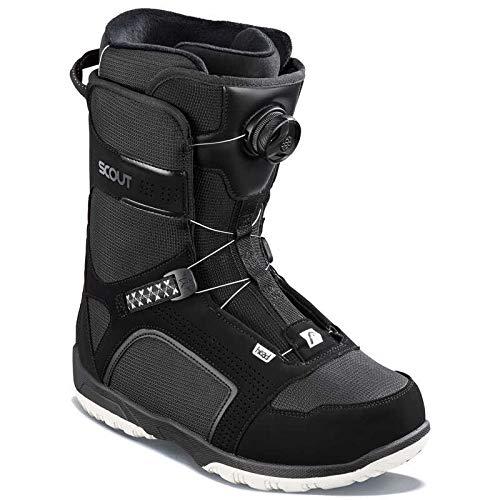 HEAD Herren Scout Pro BOA Snowboard Stiefel, Black, 295