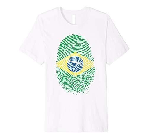 (DNA Brasilien Shirt Soccer 2018Brasilien Team Flagge Jersey)