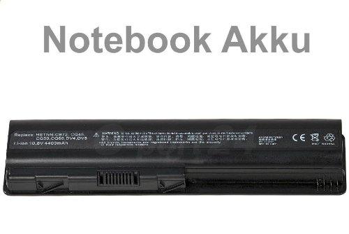 4400mAh Notebook Laprop Akku Batterie für HP Pavilion dv4-1001tu dv4-1002tx dv4-1003tu dv4-1001tx dv4-1003tx dv4-1045tx dv4-1046tx dv4-1047tx. -