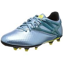 adidas Kids Unisex fútbol messi15.1 Tacos de Suelo Firme - S81489, Messi,