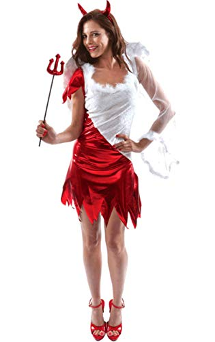 Kostüm Fancy Angel Dress - Angel & Devil Dress - Small