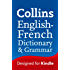 Collins English to French (One Way) Dictionary & Grammar
