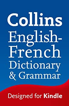 Collins English to French (One Way) Dictionary & Grammar par [HarperCollins Publishers]