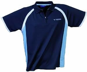 VICTOR - International Polo Function 09, Blau, (navy/white/ligh/blue) 140