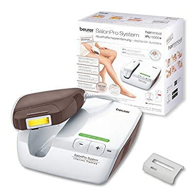 Beurer IPL 10000+ SalonPro System Lifetime Flashes - hair removal system