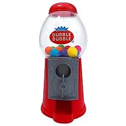 Gumball Machine Plastic 7 Inch Dubble Bubble