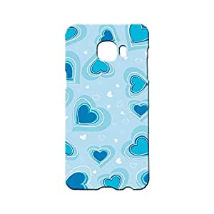 BLUEDIO Designer Printed Back case cover for Samsung Galaxy C7 - G5615