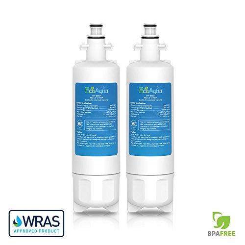 Hdx Kühlschrank-filter (Kompatibel LG LT700P Eis und Wasser Kühlschrank Filter (2))