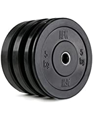 Jardin202 5 kg - Discos de Goma Bumper
