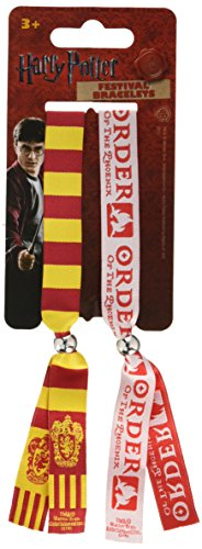 Harry Potter Gryffindor Doppeltes Festival Armband (Harry Band Kostüme Potter)