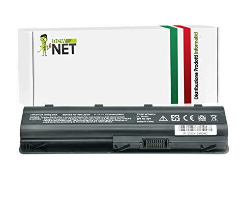 1100 Cto Serie (Newnet Akku für HP 10.8, 11,1 V, 4.400 mAh, G4-1126TX / G4-1127TX / G4-1128TX / G4-1137CA / G4T-1000 CTO / G4T-1100 CTO / Pavilion G6 Serie G6 / G6-1000 / G6-1000SA / G6-1002SG / G6-1003TX / G6-1004SA / G6-1005TU / G6-1006TU / G6-1007SA / G6-1008TX / G6-1009EA / G6-1009SA / G6-1009TX / G6-1010EA / G6-1010SA)
