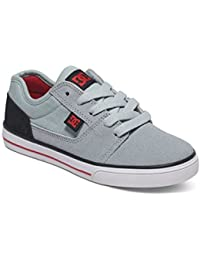 DC Shoes Tonik TX, Zapatillas para Niños, Azul (Blue/Black/Grey), 38 EU (5.5 UK)