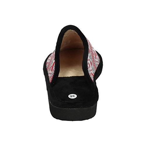 MORANCHEL, Pantofole donna Nero